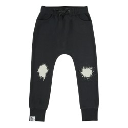 Six Hugs & Rock 'n Roll - Sweatpants Dark Kneeprint
