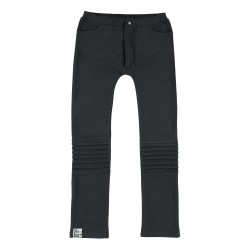 Six Hugs & Rock 'n Roll - Sweatpants Biker Black
