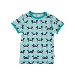 Maxomorra - T-shirt SS Crab